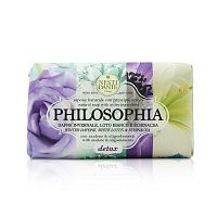 Мыло Nesti Dante PHILOSOPHIA WITH AZULENE & OLIGOELEMENTS DETOX SOAP 250Г (РЕГЕНЕРАЦИЯ)