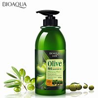 Шампунь для волос BioAqua Olive Conditioner shampoo