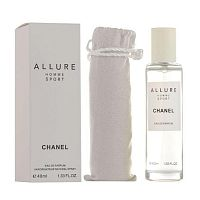 Мини-тестер Lux Chanel Allure Homme Sport Edp 40 ml