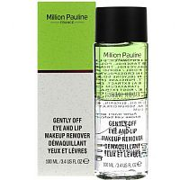 Двухфазное масло Million Pauline Gently Off Eye and Lip Makeup Remover