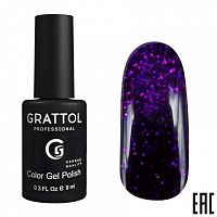Grattol Color Gel Polish Amethyst AM01