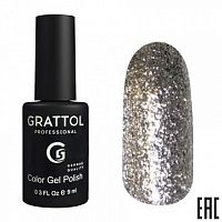 Grattol Color Gel Polish Vegas 01
