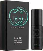 Пробник Gucci Guilty Black Pour Homme 8 ml