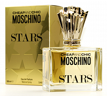 Moschino Cheap and Chic Stars Edp