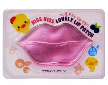 Маска для губ Tony Moly Kiss Kiss Lovely Lip Patch
