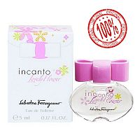 Пробник Salvatore Ferragamo Incanto Lovely Flower Edt 5 ml
