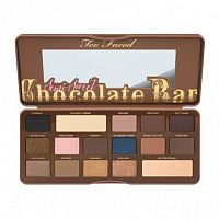 Тени Too Faced  Chocolate Bar  Semi-Sweet