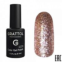 Grattol Color Gel Polish Vegas 05