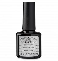 База для гель лака Global Fashion - Soak Off Gel Base Coat, 10 ml
