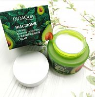 Крем для лица Bioaqua Niacinome Avocado Cream