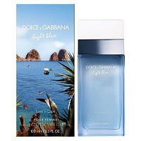 Dolce & Gabbana Light Blue Love in Capri Edt