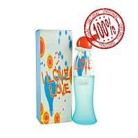 Moschino Cheap and Chic I Love Love Edt 50 мл