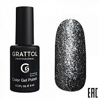 Grattol Color Gel Polish Vegas 13