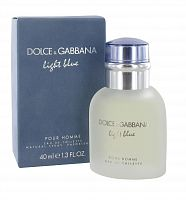 Dolce & Gabbana Light Blue Pour Homme Edt 40 мл original