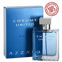 Azzaro Chrome United Edt 100 ml