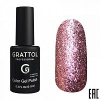 Grattol Color Gel Polish Vegas 11