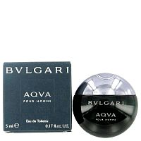 Пробник Bvlgari Aqua edt m, 5 ml original