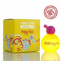 Пробник Moschino Cheap and Chic Hippi Fizz Edt 4 ml