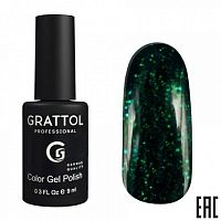 Grattol Color Gel Polish Emerald EM01