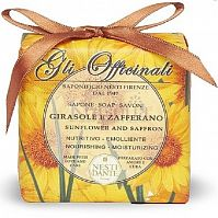 Мыло Nesti Dante GLI OFFICINALI SUNFLOWER & SAFFRON SOAP 200Г (ПОДСОЛНУХ И ШАФРАН)