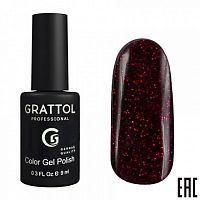 Grattol Color Gel Polish Ruby RU01