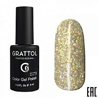 Grattol Color Gel Polish Diamond DM01