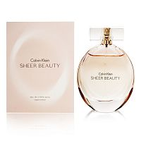 Calvin Klein Sheer Beauty Edt 50 ml original