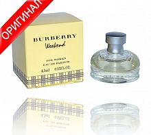 Пробник Burberry Weekend, 4.5 ml original