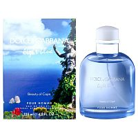 Dolce & Gabbana Light Blue Pour Homme Beauty of Capri Edt