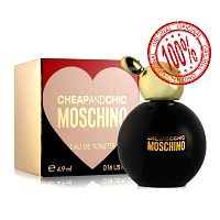 Пробник Moschino Cheap And Chic Edt 4.9 мл