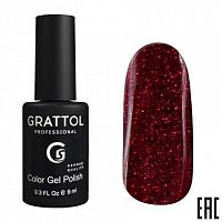 Grattol Color Gel Polish Ruby RU03